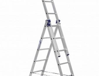 Alumet 5306 Աստիճան ալյումինե (3.36.2.51m) / astichan / astijan