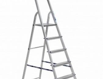 Alumet AM707 Աստիճան ալյումինե 3.5մ / astichan / astijan