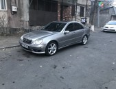 Mercedes-Benz C-Class , 2007թ.W203, w203. W203 kuzov, poxanakum tuareq, touareq,
