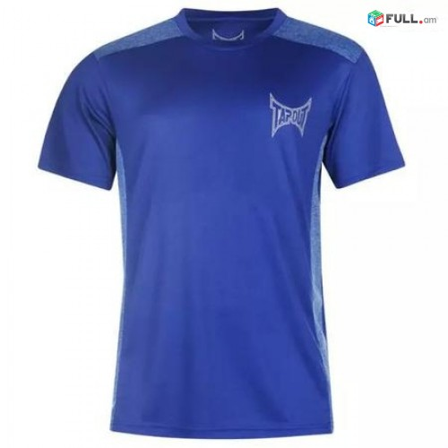Tapout Poly Panel T Shirt Mens 1