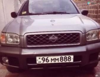 Nissan Pathfinder , 2001թ.