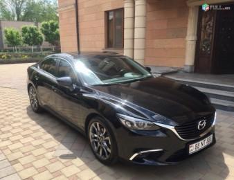 Mazda 6 , 2016/2017-ի վաճառք