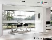 Միջսենյակային ապակե դռներ - Glassfriends