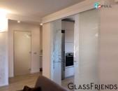 Սլայդ դռներ - Slayd drner - Раздвижные двери межкомнатные - Glassfriends