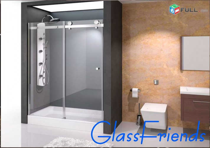 Լոգախցիկներ - Glassfriends