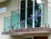 Ապակյա բազրիքներ և աստիճաններ - astichanner apake - Glassfriends