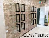 Ցուցափեղկ, պահարաններ - витрины стеклянные для магазина - Glassfriends