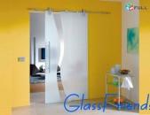 Սլայդ Դռներ սկսած 150000 դրամից - Glassfriends