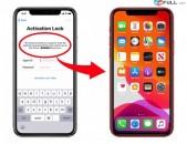 iCloud / Apple ID + քարտի կոդի բացում