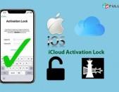Apple ID / iCloud IPhone  + Sim unlock (icloud + operatori kodi bacum)