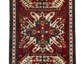The Armenian carpets store