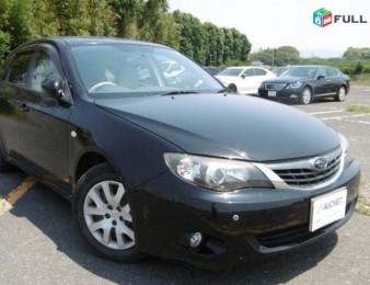 Subaru Impreza , 2007թ.