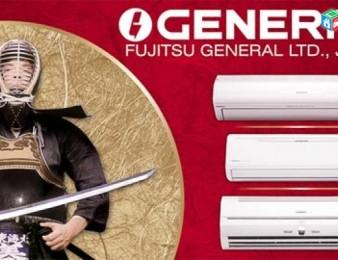 Fujitsu General օդորակիչներ