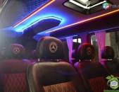 Ереван - Уфа - Самара -Саратов- Тольятти- Микроавтобус Прямой