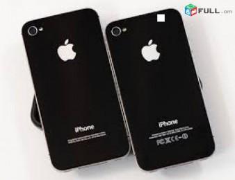 IPhone 4 4s i krishkaner sev ev spitak