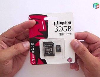 Micro sd32GB klass10