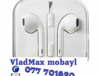 Akanjakal iphone наушники ականջակալ այֆոն. բարձր որակի