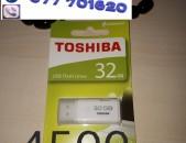 Fleshka ֆլեշկա toshiba 32 gb նոր ամենալավ վորակն