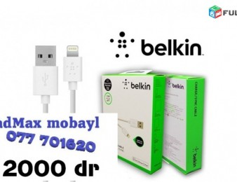 Usb iphone    belkin nor bardzr voraki5 5s 6 6+