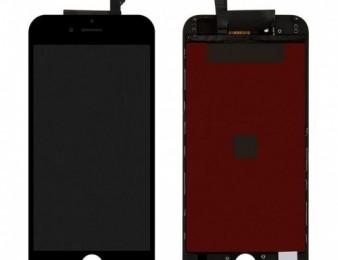 iphone 4 դիմապակի էկրան   ekran Original lcd Sev spitak
