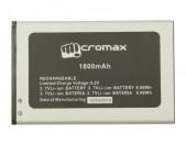 battery micromaxQ 348  հեռախոսի Մարտկոց
