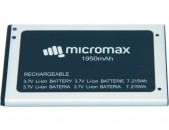 battery micromaxQ 345  հեռախոսի Մարտկոց