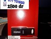 IMATION 8 gb флешка Usb Flesh ֆլեշկա usb 2 փակ տուփ 2 ամիս երաշխիք USB Flash
