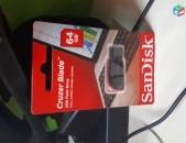 ֆլեշկա флешка  Fleshka   ֆլեշկա  Sandisk 64 gb usb 2