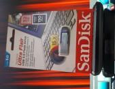 ֆլեշկա  флешка  Fleshka   ֆլեշկա  Sandisk 32 gb usb 3
