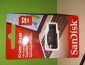 ֆլեշկա  Sandisk 32 gb флешка Usb Fleshka   ֆլեշկա