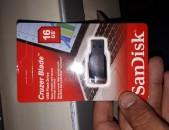 ֆլեշկա Sandisk 16 gb usb 2 флешка Usb Flesh  ֆլեշկա