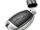 Fleshka mercedes benz, avtoi banali flesh 16gb