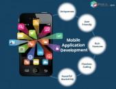 Բջջային Հավելվածների (Mobile Application) ստեղծում