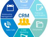 CRM համակարգի ներդրում , ուսուցում և սպասարկում