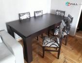 Սեղան աթոռներ ՆՈՐ