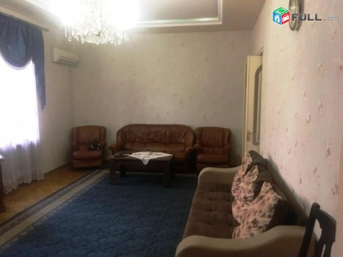 Կոդ 30-05-02-05  Օրավարձով  3 սեն. բնակարան  Թումանյան փողոց