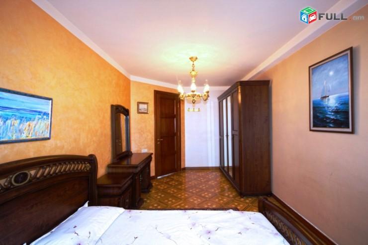 Կոդ 40-11-10-06  Օրավարձով  4 սեն. բնակարան  Ագաթանգեղոսի փողոց