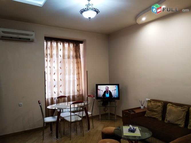 Կոդ 23-05-02-23  Օրավարձով  2-3 սեն. բնակարան  Տերյան փողոց