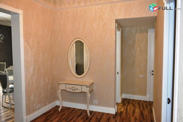 Կոդ 30-05-04-25  Օրավարձով  3 սեն. բնակարան  Թումանյան  փողոց