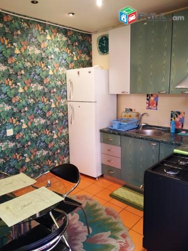 Կոդ 12-06-04-30  Օրավարձով  1-2 սեն. բնակարան  Թումանյան փողոց