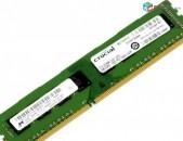 RAM / Օպերատիվ հիշողություն / Crucial / 4Gb / 1333Mhz / DDR3 / PC3 - 10600U
