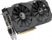 Видеокарта / վիդեոկարտա / ASUS ROG Strix Radeon RX 570 / 4 Gb / 256 Bit / GDDR5