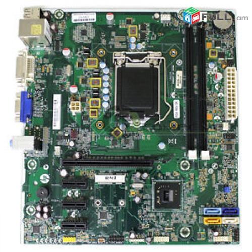Socket LGA 1155 Motherboard / մայրասալիկ / H61 HP pro