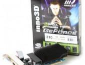 Видеокарта / վիդեոկարտա / Inno3D GeForce GT 210 / 1 Gb / 64 Bit / GDDR3
