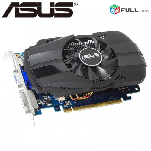 Видеокарта / վիդեոկարտա / ASUS GeForce GTX 650 / 2 Gb / 128 bit / GDDR5