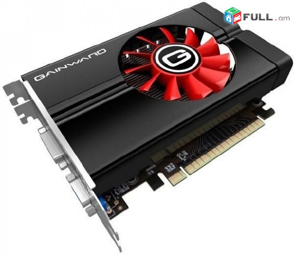 Видеокарта / վիդեոկարտա / Gainward GeForce GTX 750 Ti / 2 Gb / 128 Bit / GDDR5