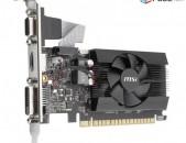Видеокарта MSI GeForce GT710 2Gb 64Bit GDDR3