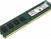 RAM / Օպերատիվ հիշողություն / Crucial / 4Gb / DDR3 / 1600Mhz / 1333Mhz
