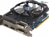 Видеокарта / վիդեոկարտա / GIGABYTE GeForce GTX 750 / 2 Gb / 128 Bit / GDDR5