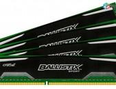 RAM / Օպերատիվ հիշողություն / Ballistix Sport / 4Gb / 1600Mhz / DDR3 / 2 hat